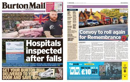 Burton Mail – November 07, 2020