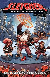 Sleigher - The Heavy Metal Santa Claus (2016) (digital-Empire