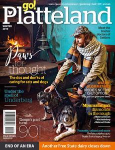 go! Platteland - May 2019
