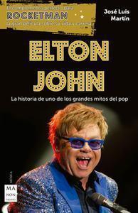 «Elton John» by José Luis Martín