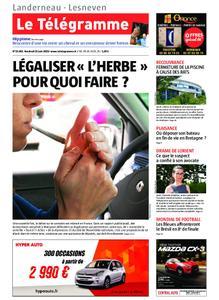 Le Télégramme Landerneau - Lesneven – 21 juin 2019