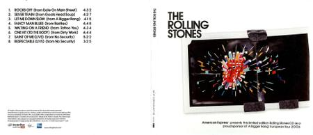 The Rolling Stones - 'A Bigger Bang' European Tour 2006 (2006)