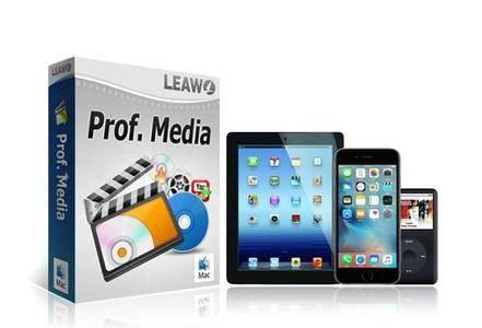 Leawo Prof. Media 8.1.0 Multilingual macOS