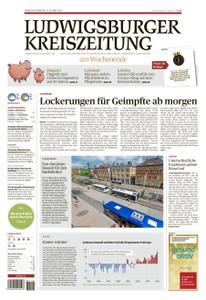 Ludwigsburger Kreiszeitung LKZ - 08 Mai 2021