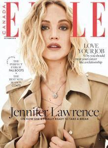 Elle Canada - October 2018