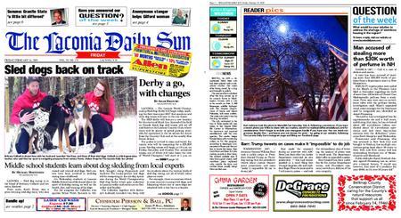 The Laconia Daily Sun – February 14, 2020