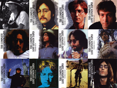John Lennon: The Complete Lost Lennon Tapes Vol. 1-22 (1996-1998) Re-up