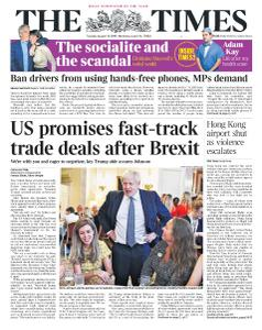 The Times - 13 August 2019