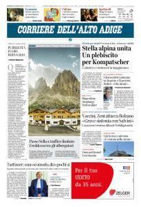 Corriere dell'Alto Adige - 24 Giugno 2018