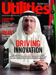 Utilities Middle East – March 2019