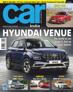 Car India - May 2019