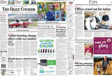 Kelowna Daily Courier – July 19, 2019