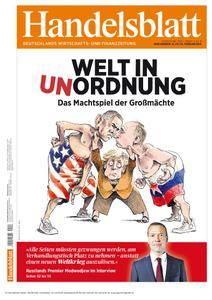 Handelsblatt - 12. Februar 2016