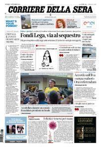 Corriere della Sera – 07 settembre 2018