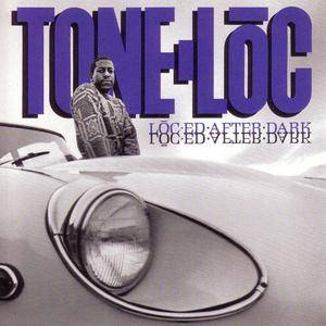 Tone Lōc - Lōc-ed After Dark (1989) {Delicious Vinyl/Island} **[RE-UP]**