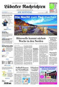 Lübecker Nachrichten Ostholstein Süd - 23. Juni 2019