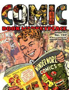 Comic Book Marketplace 107 2003
