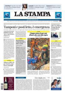 La Stampa Torino Provincia e Canavese - 7 Ottobre 2020