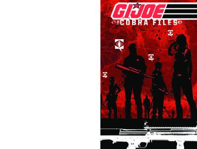 G I JOE The Cobra Files Volume 1 September 2013 RETAiL COMiC CBZ iNTERNAL eBOOk