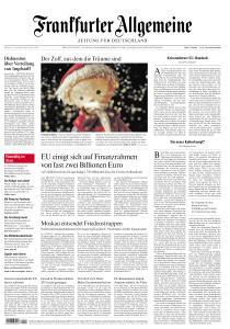 Frankfurter Allgemeine Zeitung - 11 November 2020