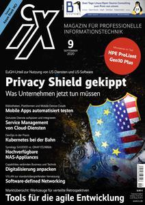 iX Magazin - September 2020