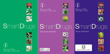 Smart Drugs, 1, 2 & 3 edizione