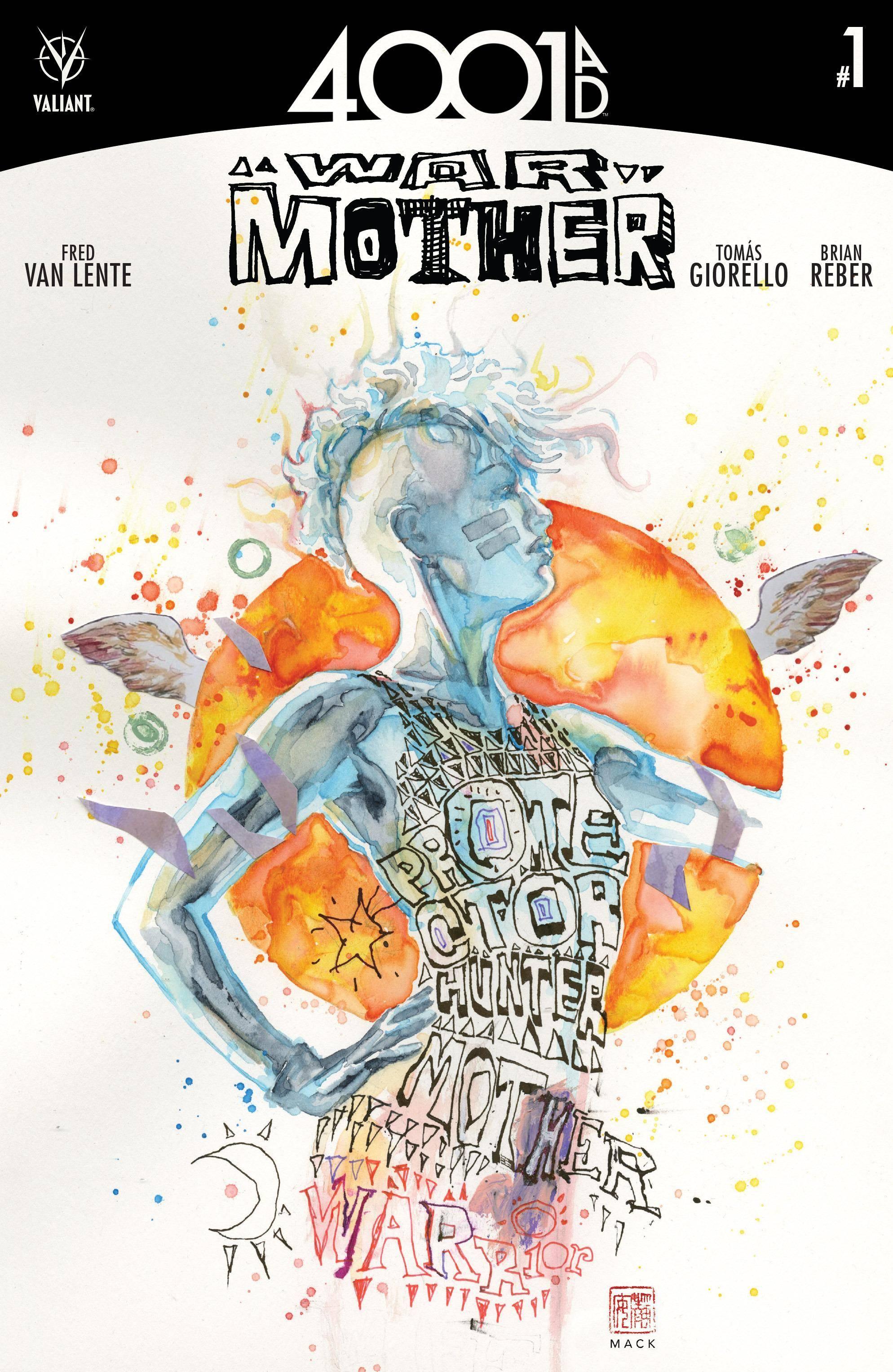 4001 A D - War Mother 001 2016 digital Son of Ultron-Empire