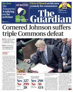 The Guardian - September 5, 2019