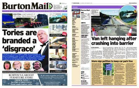 Burton Mail – September 08, 2018