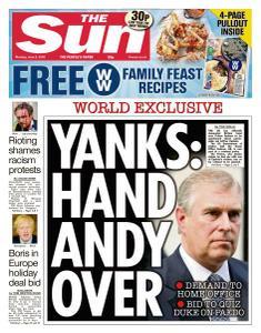 The Sun UK - 8 June 2020