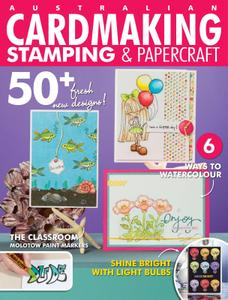 Australian Cardmaking, Stamping & Papercraft – 17 August 2021