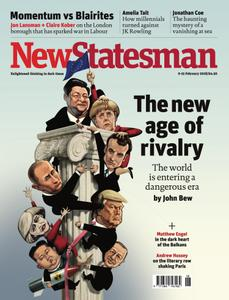 New Statesman - 9 - 15 February 2018