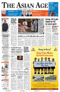 The Asian Age - July 21, 2019
