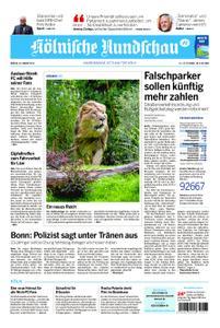 Kölnische Rundschau Wipperfürth/Lindlar – 16. August 2019