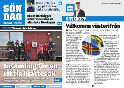 Ålandstidningen – 17 maj 2020