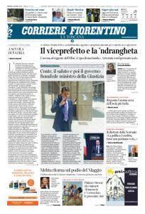 Corriere Fiorentino La Toscana - 1 Giugno 2018