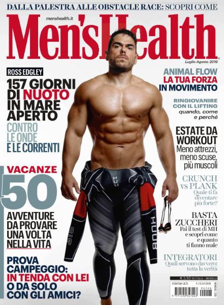 Men's Health Italia - Agosto 2019
