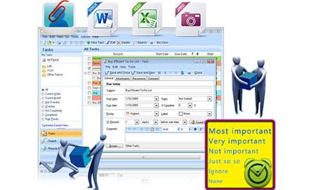 Efficient To-Do List Network 5.60 Build 556 Multilingual