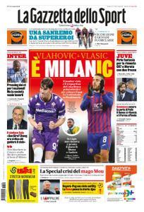 La Gazzetta dello Sport Cagliari - 20 Marzo 2021