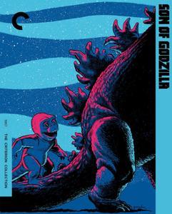Kaijûtô no kessen: Gojira no musuko / Son of Godzilla (1967) [The Criterion Collection]