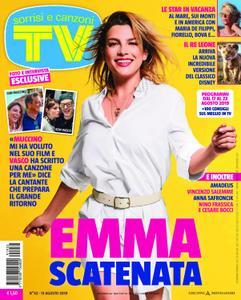 TV Sorrisi e Canzoni - 13 agosto 2019