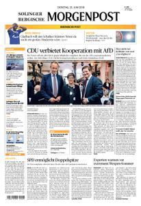 Solinger Morgenpost – 25. Juni 2019