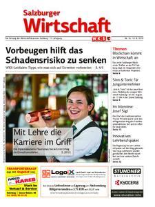 Salzburger Wirtschaft – 16. August 2019