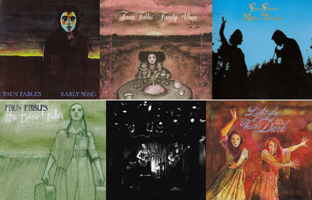 Faun Fables - Albums Collection 1999-2010 (5CD) [Re-Up]