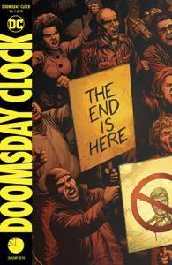 Doomsday Clock 01 of 12 2018 2 covers Digital Zone-Empire