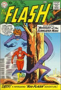 The Flash v1 112 1960
