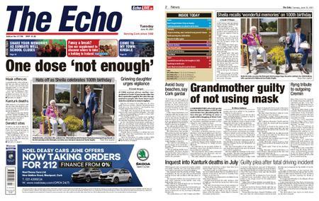 Evening Echo – June 15, 2021