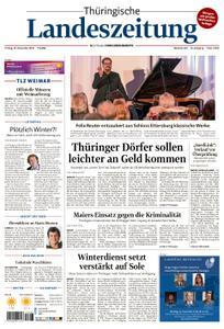 Thüringische Landeszeitung – 16. November 2018