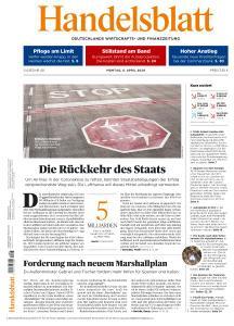 Handelsblatt - 6 April 2020