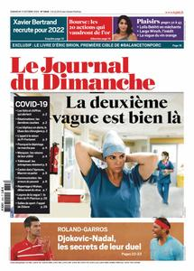 Le Journal du Dimanche - 11 octobre 2020